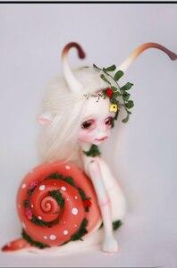 Image 3 - HeHeBJD 1/8 Larry fantasy doll hot bjd free shipping free eyes