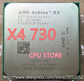 AMD X4 730 CPU Processor Quad-Core(2.8Ghz /L2=2*2M/65W) Socket FM2 Desktop CPU scrattered pieces(working 100% Free Shipping)