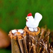 Souvenirs decor for home Resin Miniature Hatching Chicks DIY