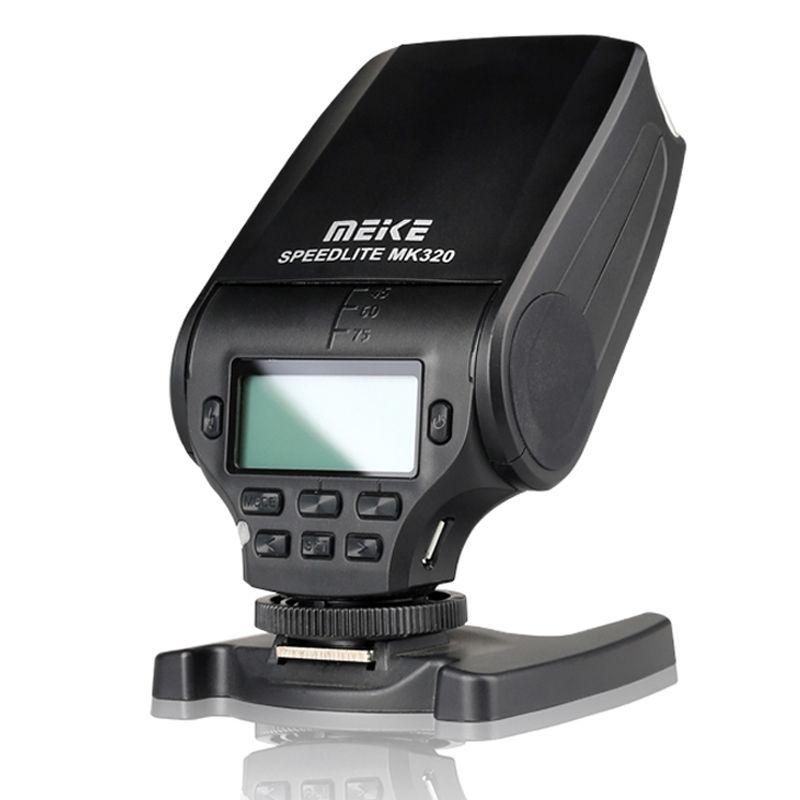 TTL Griffe porte Flash Speedlite lumière pour Canon SYSTÈMES MSEO M2 100D 5D II III 6D 7D 60D 70D 80d 600D 750d 700D 1100D 1200d caméra - 3