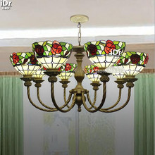 Buy asian chandeliers and get free shipping on aliexpress ider upscale atmosphere retro rustic living room lights restaurant study mozeypictures Choice Image