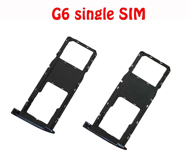 US $19 8  Oityn OEM Sim Tray Holder For Motorola MOTO G6 G6 plus Sim Card  Tray repair parts-in Mobile Phone Housings & Frames from Cellphones &