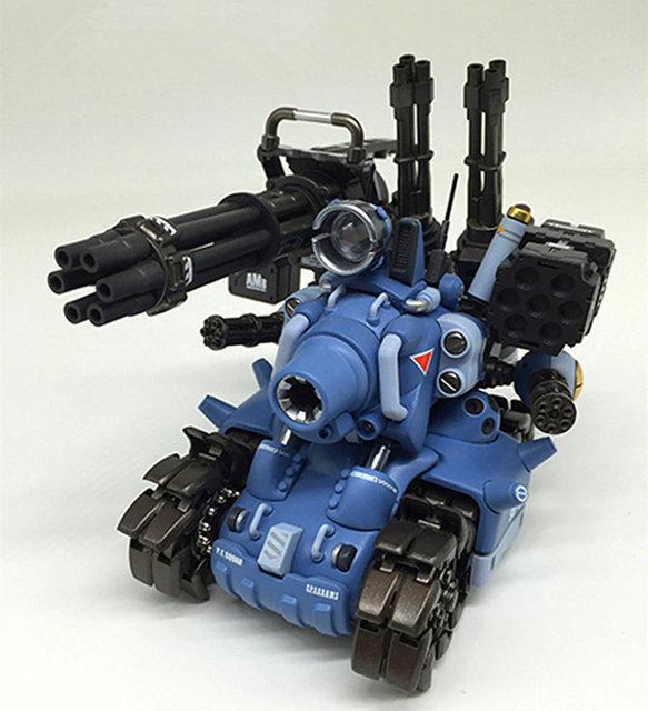 YH M.S. 武器 01 ためセットメタルスラッグスーパー車両 SV 001 タンク/バンダイ Mg ガンダム