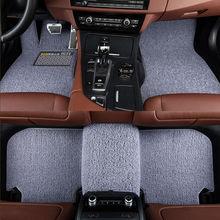 automobile car floor mats auto rugs set special for Agila Vectra Zafira Astra GTC PAGANI ZONDA SAAB Spyker RAM HUMMER free ship