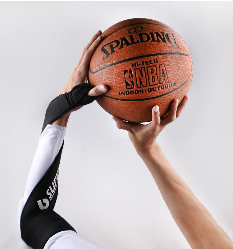 Basketball Shooting Shotloc Auxiliary Training Hand Posture Correction Orthotics Equipment Wristband Thumb Support Straps Wraps