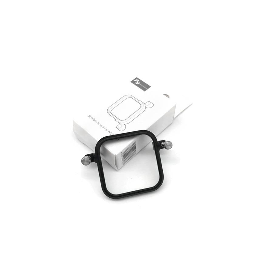 FeiyuTech Feiyu G5 Gimbal Adapter für Gopro Sitzung Cliphalterung platte Adapter Stecker für Feiyu G5 Gopro Hero 4 5 sitzung