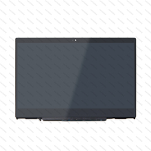 For HP Pavilion x360 14-cd 14-cd0004ng 14-cd0002ng 14-cd0023TX lcd touch screen assembly with bezel 1366x768 1920x1080 цена и фото