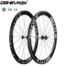 2018 New Carbon Road Wheels 50mm Clincher Bicycle 700C Wheelset Width 25mm 3k twill Road Bike Carbon Wheelset OG-EVKIN коврик для ванной 3 шт maximus by confetti коврик для ванной 3 шт