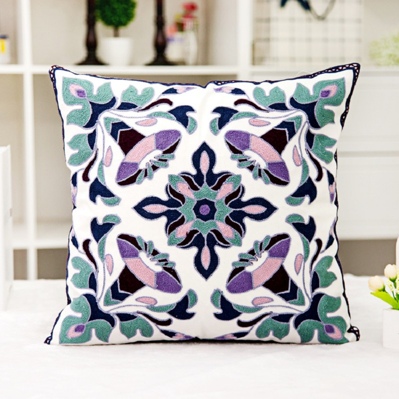 15 Pattem Classics Fundas de cojín decorativas Bordado 45 * 45cm - Textiles para el hogar - foto 4