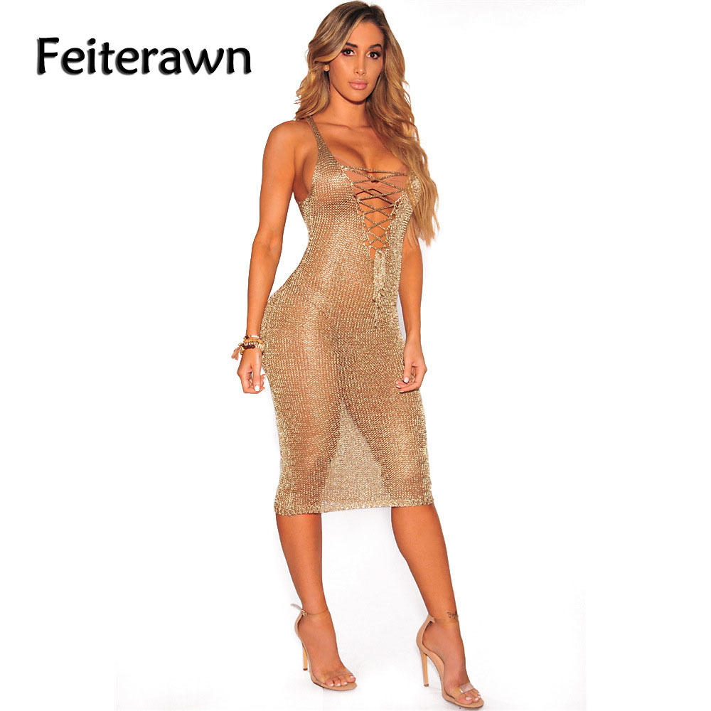 Buy see through dress