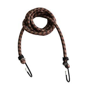 High Quality 1.5M Car Luggage Roof Rack Strap Hooks 1 Stretch Elastic Bungee Cords Hooks Lightweight Bikes Rope Tie