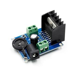Image 4 - 高品質オーディオパワーアンプdc 6 に 18v TDA7297 モジュールダブルチャンネル 10 50 ワット