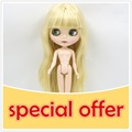 Nude Blyth Doll factory blyth doll collection  Doll no colothes no shoes present gift special offer  toys BJD doll