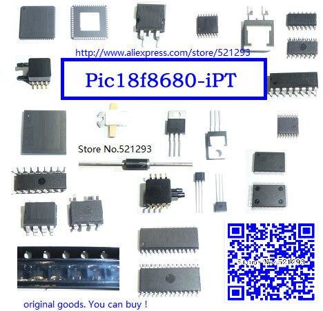 Бесплатная доставка P18f8680-i/PT PIC mcu, Flash 32KX16 80 TQFP PIC18F8680-I 8680 PIC18F8680 1 ШТ./ЛОТ