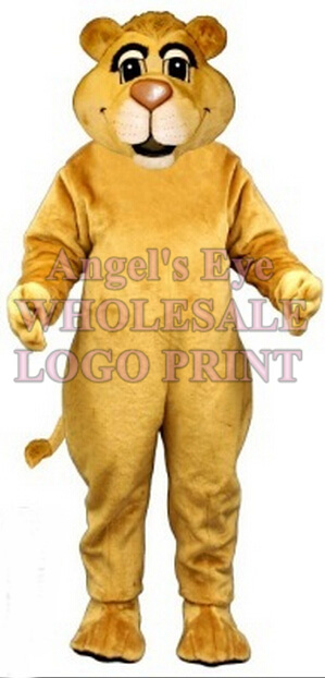 490560cf5 young Lion mascot costume professional custom realistic lion theme anime  cosplay costumes carnival fancy dress kits-in Mascot from Novelty & Special  Use on ...