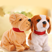 Children's Electric Plush Toy Stuffed Dancing Dog Animal Toy Music for Children Gifts Electric Toy