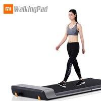 Xiaomi Mijia Walkingpad тренажер Складной бытовой неплоский беговая дорожка умное Управление скоростью подключения Mijia App