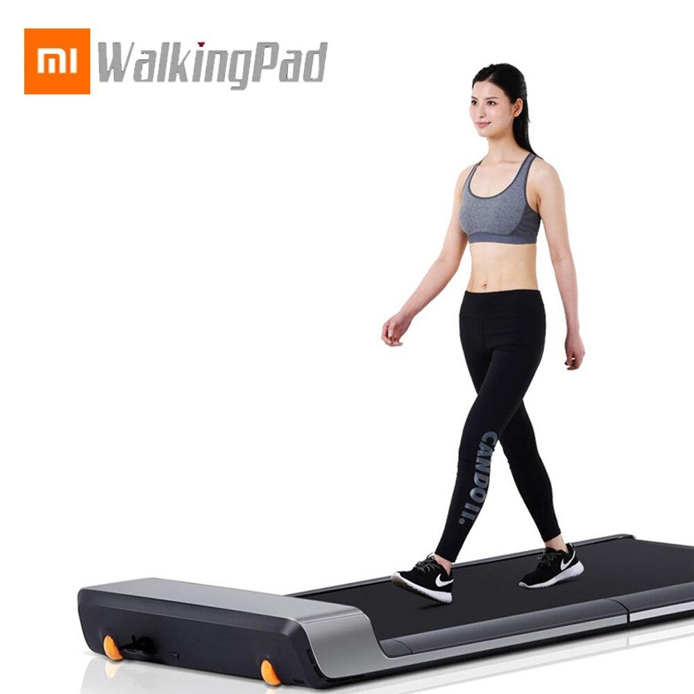 Xiaomi Mijia Walkingpad Machine D'exercice Pliable Ménage non-plat Tapis Roulant Contrôle Intelligent de Speed Connect Mijia App