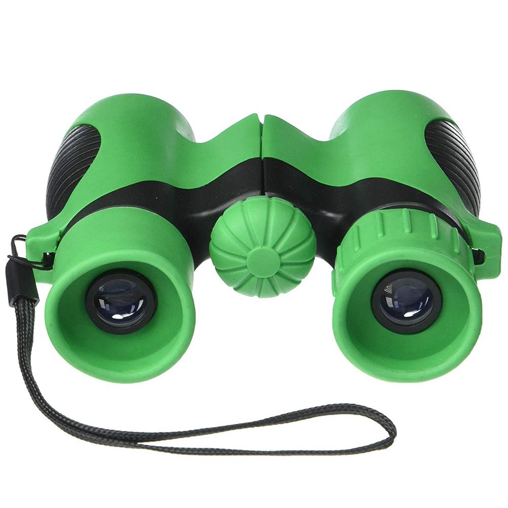 Binoculars for Kids High Resolution Compact High Power Kids Binoculars for Bird Watching Hiking Hunting Outdoor Games image