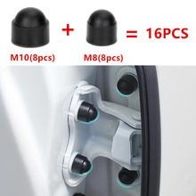 16 шт. аксессуары для салона автомобиля универсальный автомобильный Защитный колпачок для Toyota Corolla Camry RAV4 Yaris Prius автомобильный Стайлинг