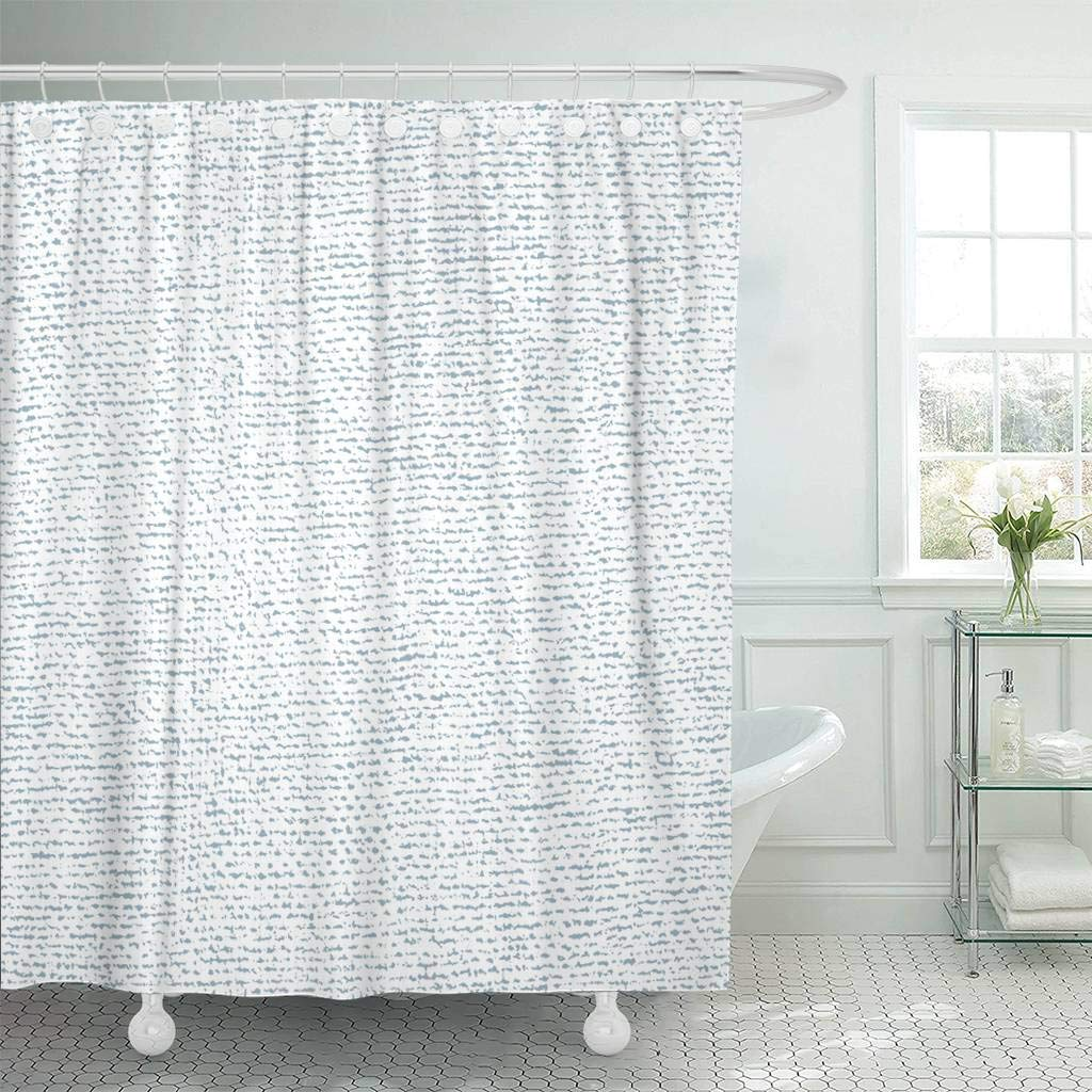 Us 17 06 36 Off Shower Curtain Hooks Woven Canvas Overlay Organic Hemp Burlap Carpet Linen Plain Rough Decorative Bathroom In Shower Curtains From