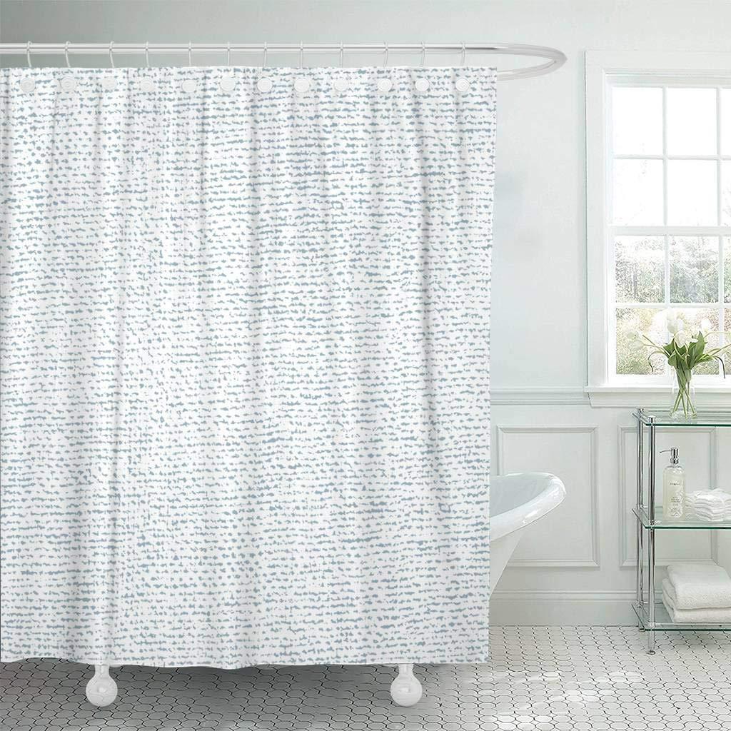 Us 17 06 36 Off Shower Curtain Hooks Woven Canvas Overlay Organic Hemp Burlap Carpet Linen Plain Rough Decorative Bathroom In Shower Curtains From