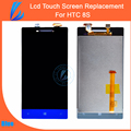 LL TRADER NO Dead Pixel Blue Touch Screen For HTC Windows phone 8S A620e LCD touch screen with Digitizer Display Assembly+Tools