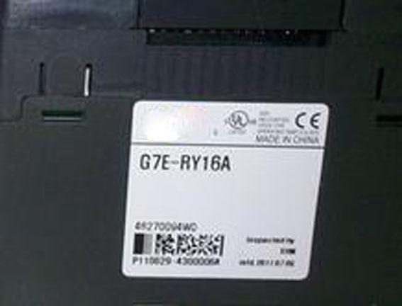 G7E-RY16A 16 spot output module PLC K120S