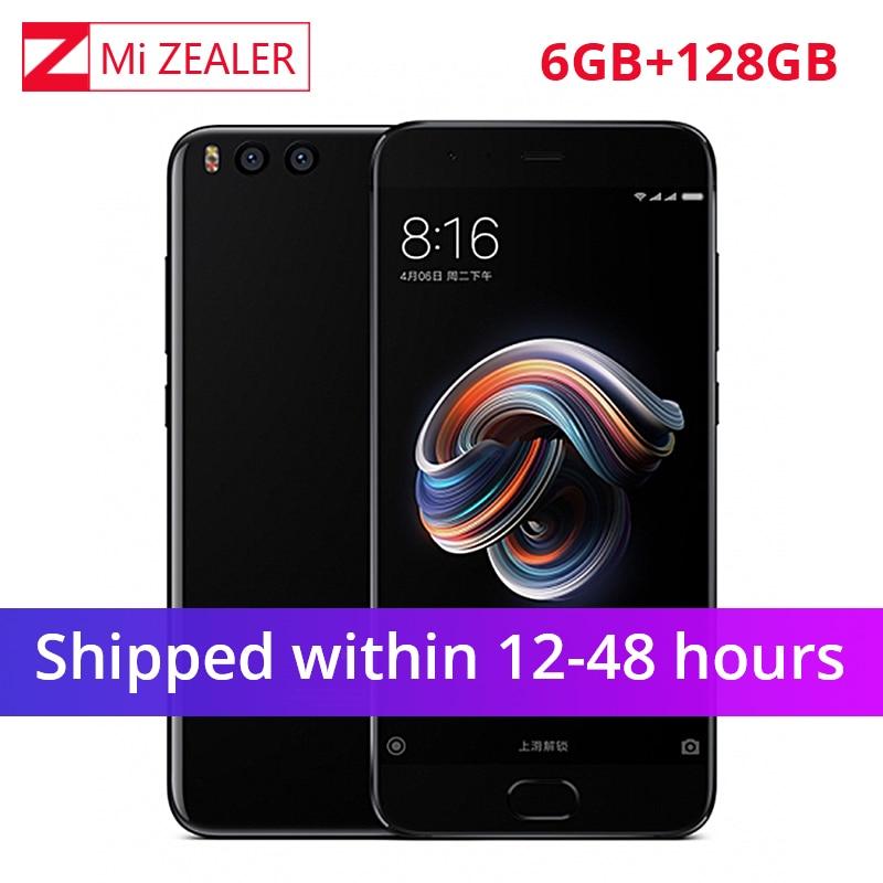Global ROM Xiaomi Mi Note 3 Mobile Phone 6GB RAM 128GB ROM Snapdragon 660 5.5