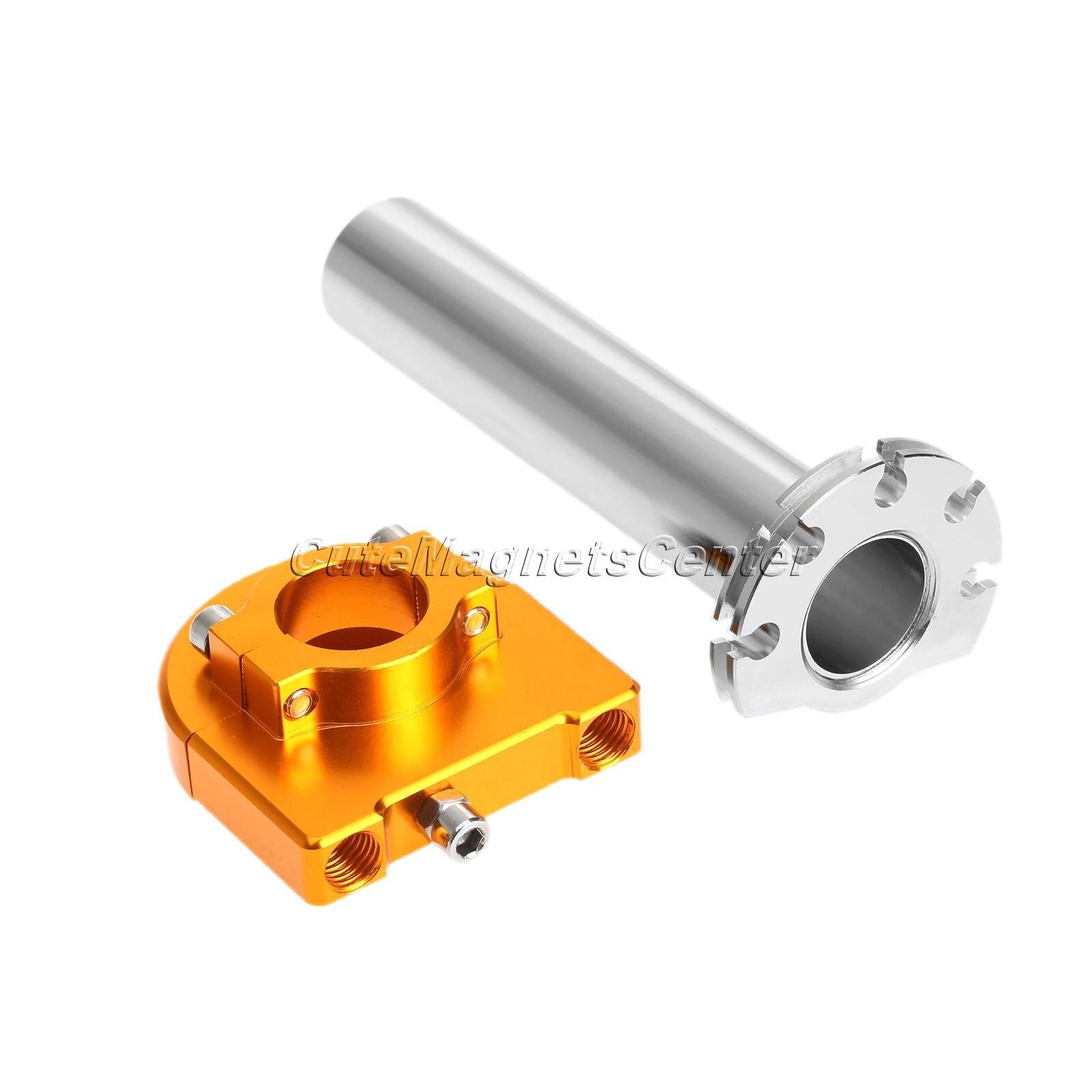 Käepide universaalne CNC alumiinium 7/8-tolline 22mm käepide - Mootorrataste tarvikud ja osad - Foto 5