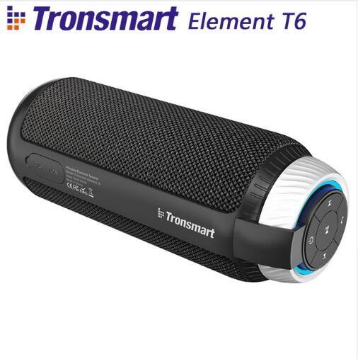 Tronsmart Element T6 Bluetooth Speaker Portable Soundbar Bluetooth 4.1 Audio Receiver Wireless Mini Speaker for Music MP3 Player цена