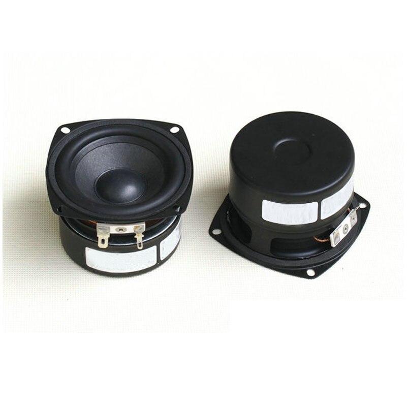"""3/"""" inch 4ohm 8ohm 15W Full Range Audio Speaker Stereo Woofer Loudspeaker Horn"""