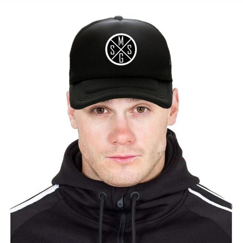 Muscleguys New Brand Gym Snapbacks Men Sports   Baseball     Cap   Hip Hop Hats &   Caps   Men Women Mesh Fitness   Caps   Fashion Gym   Caps