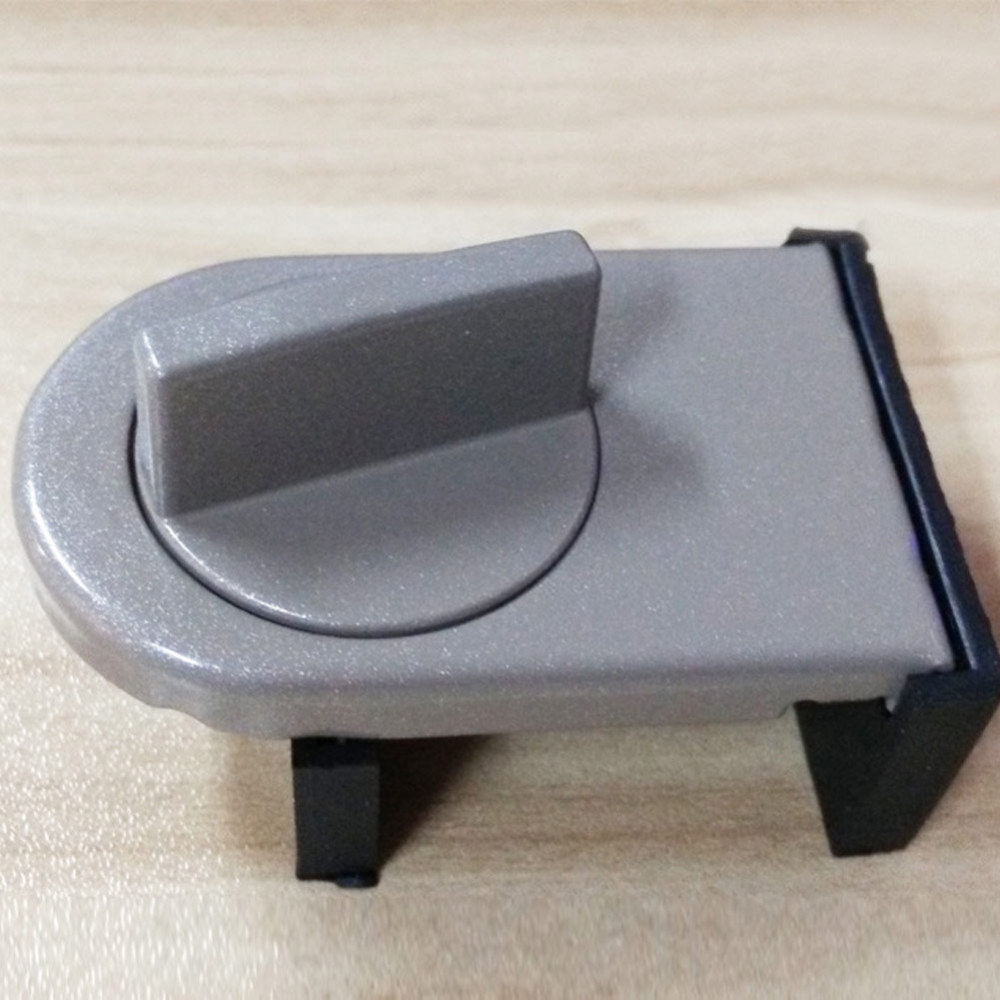 Sliding Sash Stopper Cabinet Locks Straps Doors Security Anti-theft Lock Window Sliding Door Child Safety Rotary Switch Lock