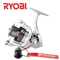 100% original RYOBI PILOT Spinning Fishing Reels 1500 6500 Series 6+1BB gear ratio 5.0:1/5.1:1 Drag Power 2.5 5kg Fishing Tackle