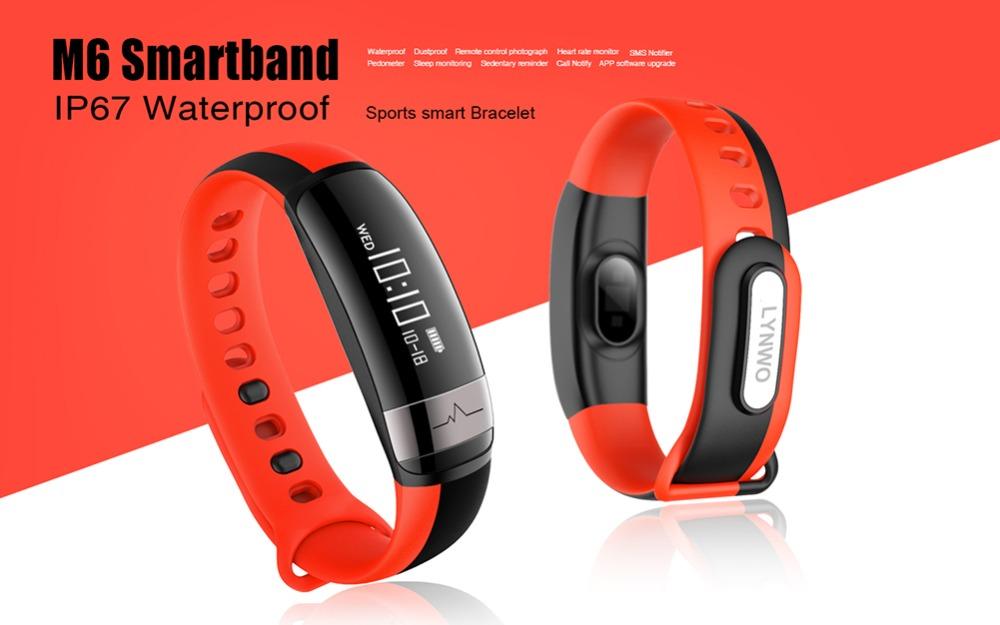HUINIU Sport Smart Band Waterproof Bluetooth Bracelet Activity Tracker Heart Rate Monitor Smartband Message Reminder Wristbands 16
