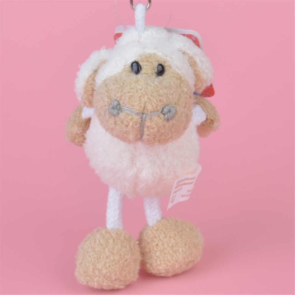 3 Chiếc Balo Cừu Nhỏ Sang Trọng Mặt Dây Chuyền Đồ Chơi, Bé Búp Bê Móc Chìa Khóa/Keyholder Vận Chuyển Miễn Phí