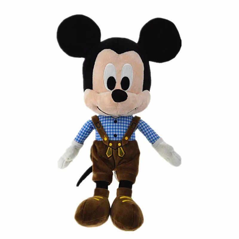 1 peças/lote 20-60 centímetros edição pirata pelúcia mickey mouse Oswald boneca brinquedos das Crianças brinquedos Mobiliário artigos para Crianças do presente