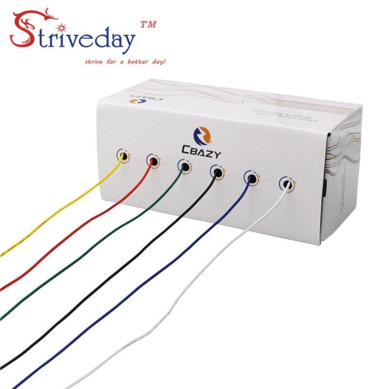 Fantastisch Farben Der Elektrischen Kabel Ideen - Elektrische ...