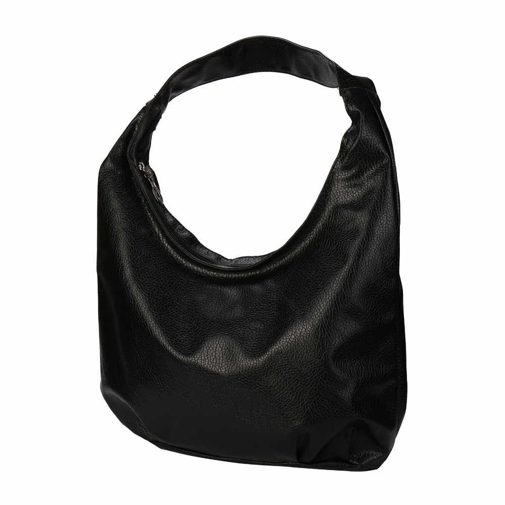 ... Fashion Women PU Leather Shoulder Bag Satchel Crossbody Tote Bag  Top-handle Bags Female Handbag ... 78b646c1fdf0d