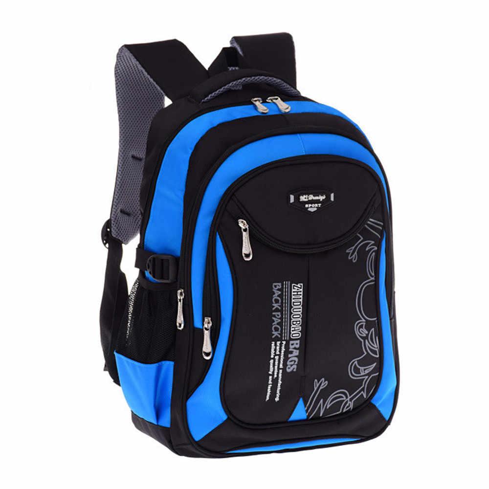Новые детские школьные рюкзаки для девочек и мальчиков, высококачественный Детский рюкзак, рюкзак для начальной школы, Mochila Infantil, на молнии
