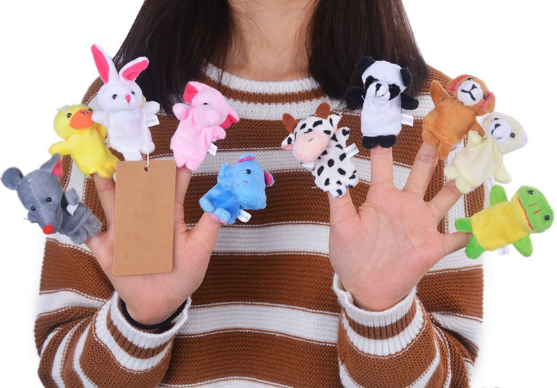 10pcsLot-Lovely-Velvet-Finger-Animal-Puppets-Kids-Play-Game-Learn-Story-Babys-Educational-Toys-Sale-FJ88-5