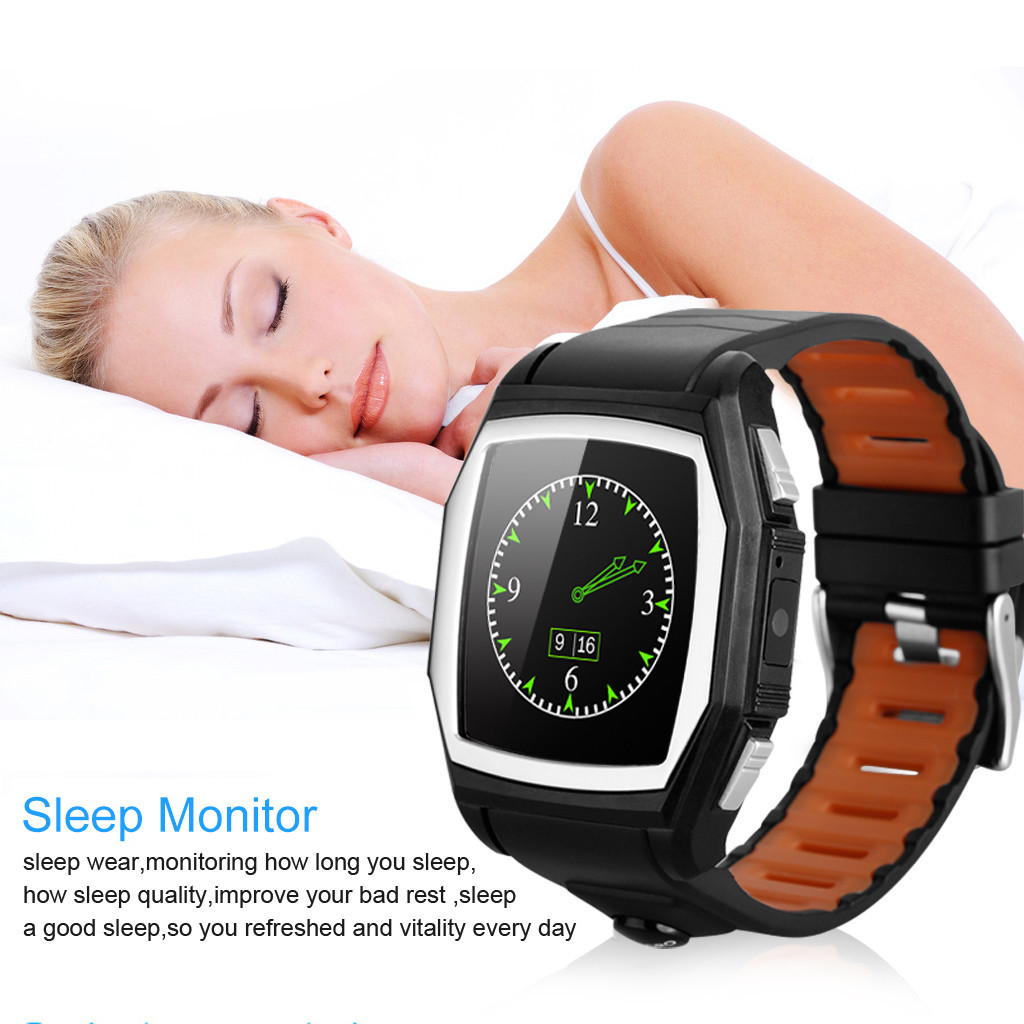 GT68 Bluetooth Smart Watch Sports Phone Watch Heart Rate SOS GPS Smartwatch Sports Wristwatch for Android Phone HOT SALE illumine 2016 hot sale dgb 400 bluetooth smart watch intelligent smartwatch for android mobile phone killer remote camera