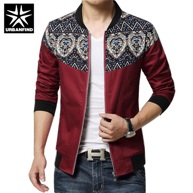 Buy New Fashion Brand Jacket Men Trend