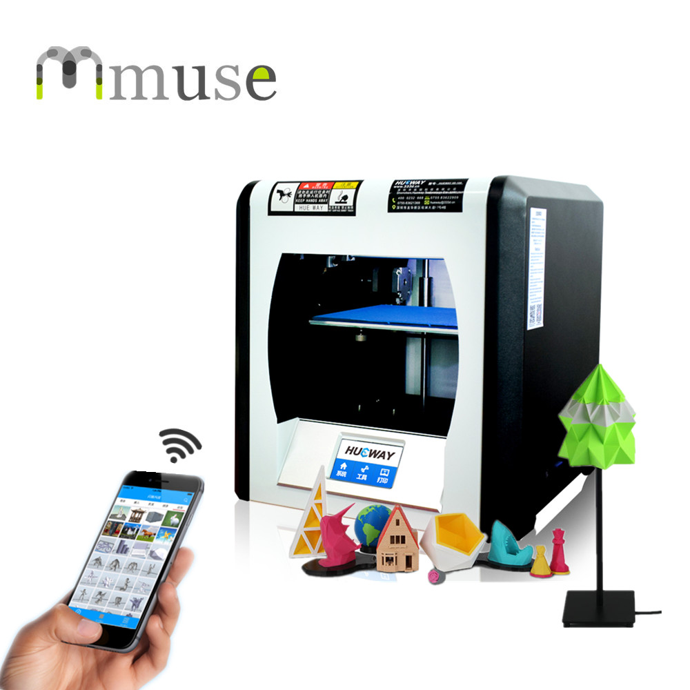 US $883 5 5% OFF|Touch Screen APP WIFI Smart 3D Printer-in 3D Printers from  Computer & Office on Aliexpress com | Alibaba Group