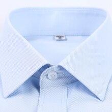 Männer 2017 Baumwolle Streifen heißer Frühling Herbst Kleid Langärmeligen Oblique Gestreifte Männersache Shirt Einfarbig