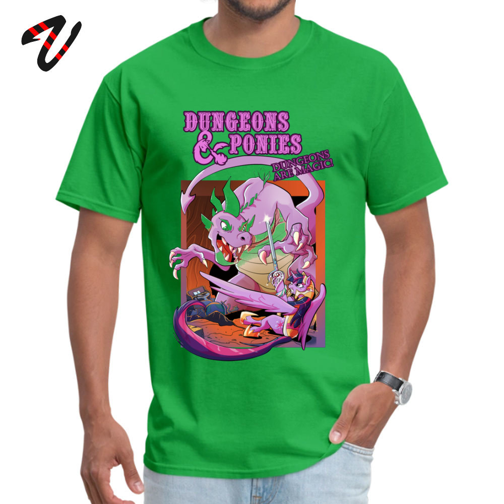Funky Mens T shirts O Neck Gremlins Reich Cotton Fabric Dungeons amp Ponies Tops T Shirt Street T Shirts Drop Shipping in T Shirts from Men 39 s Clothing