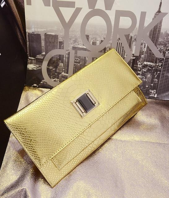 Women Clutch bag 2016 fashion shoulder bags elegant handbag Women bag crossbody bags