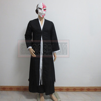 Anime Bleach Cosplay Bleach Ichigo Kurosaki Men's Bankai Kurosaki Ichigo Cosplay Costume