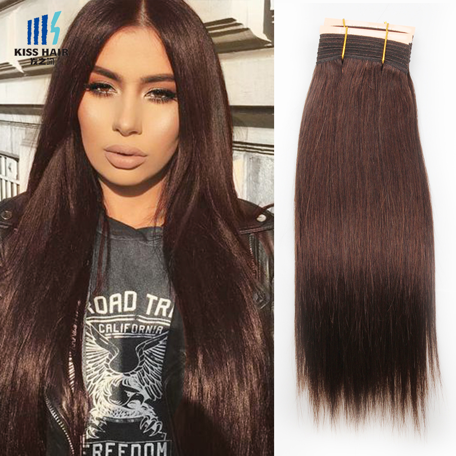 300g Color 4 dark brown medium dark brown chocolate brown Mink ...